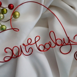 baby year ornament