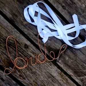 Add on your own ribbon or order with ribbon at purchase
